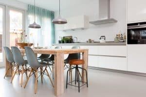 Quelle est la meilleure peinture pour une cuisine?