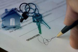 La signature chez le notaire pour un achat en VEFA