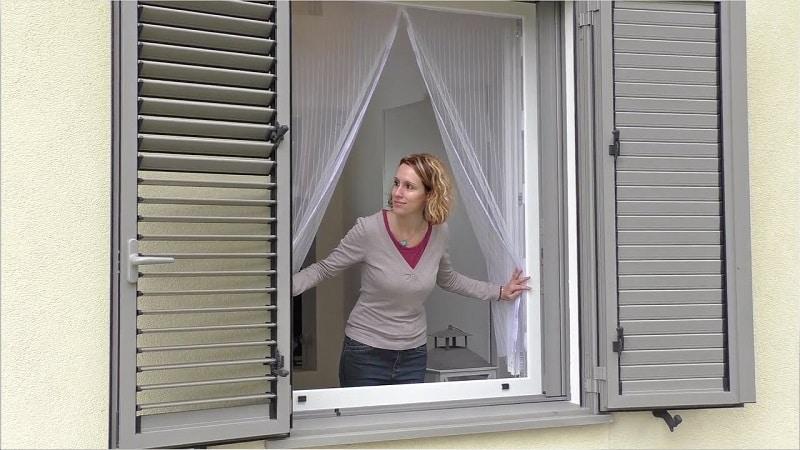 Moustiquaires fenêtre : sont-elles efficaces ?