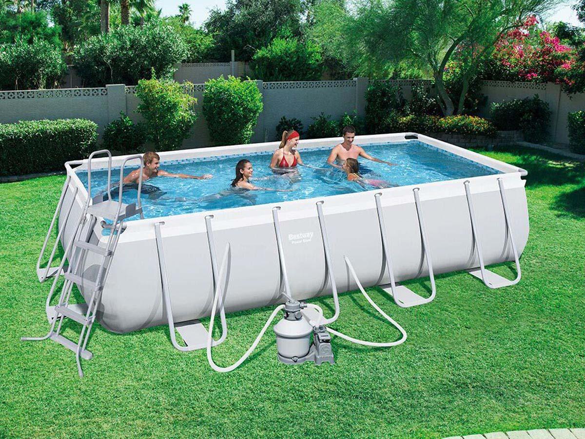 Filtre à sable : lequel choisir pour ma piscine hors sol ?